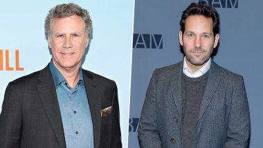 Will Ferrell, Paul Rudd Reunite for The Shrink Next Door TV Series