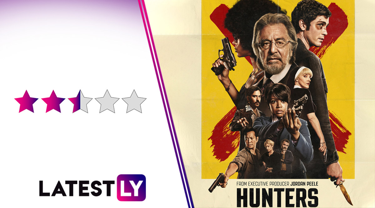 Hunters Review: Al Pacino's Amazon Prime Series on Nazi Hunters is a Poorly Executed Genre-Hopping Ride From Being a Revenge Drama to a Black Comedy