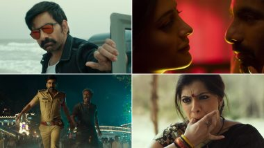 Krack Teaser: Ravi Teja's Cop Pulls Off Action and Romance in This Exciting Promo (Watch Video)