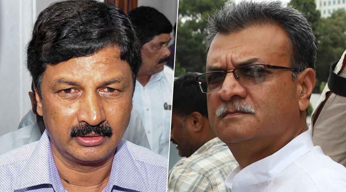 Karnataka Minister Ramesh Jarkiholi Threatens to Quit if MLA Mahesh Kumatahalli Not Inducted Into Yediyurappa Cabinet