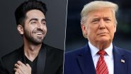 Ayushmann Khurrana Calls Donald Trump's Tweet On Shubh Mangal Zyada Saavdhan Surprising, Says 'He Should Definitely Watch Our Film'