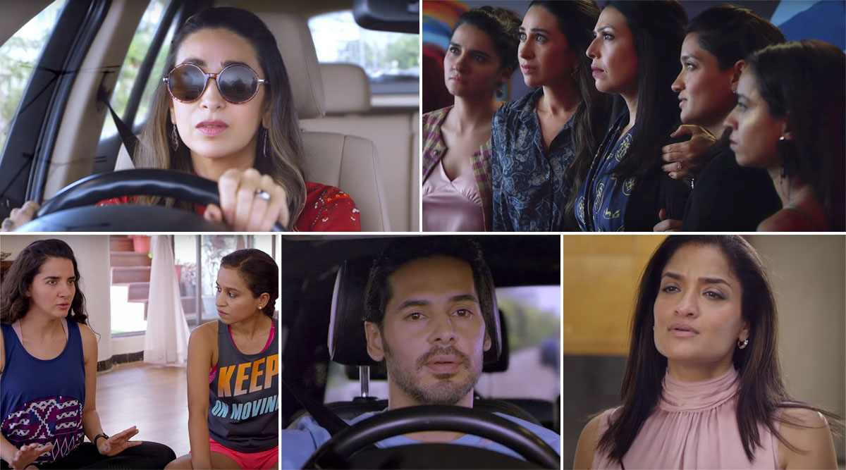 Mentalhood Trailer: Karisma Kapoor, Dino Morea, Sandhya Mridul Show How Being A Mother Is The Toughest Job Ever (Watch Video)