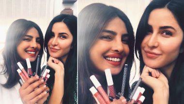 Priyanka Chopra and Katrina Kaif's Makeup Party Selfie Is Unmissable, Sooryavanshi Star Recalls Their Kathak Days Together