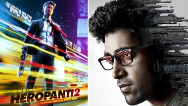 Heropanti 2: Is Tiger Shroff's Action Installment a Remake of Telugu Thriller Film Goodachari?