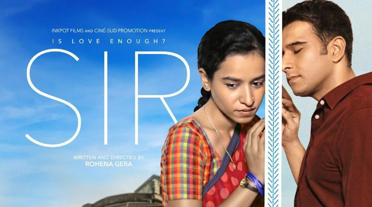 Rohena Gera's Cannes Critic Week Winner Sir to Release in India on March 20