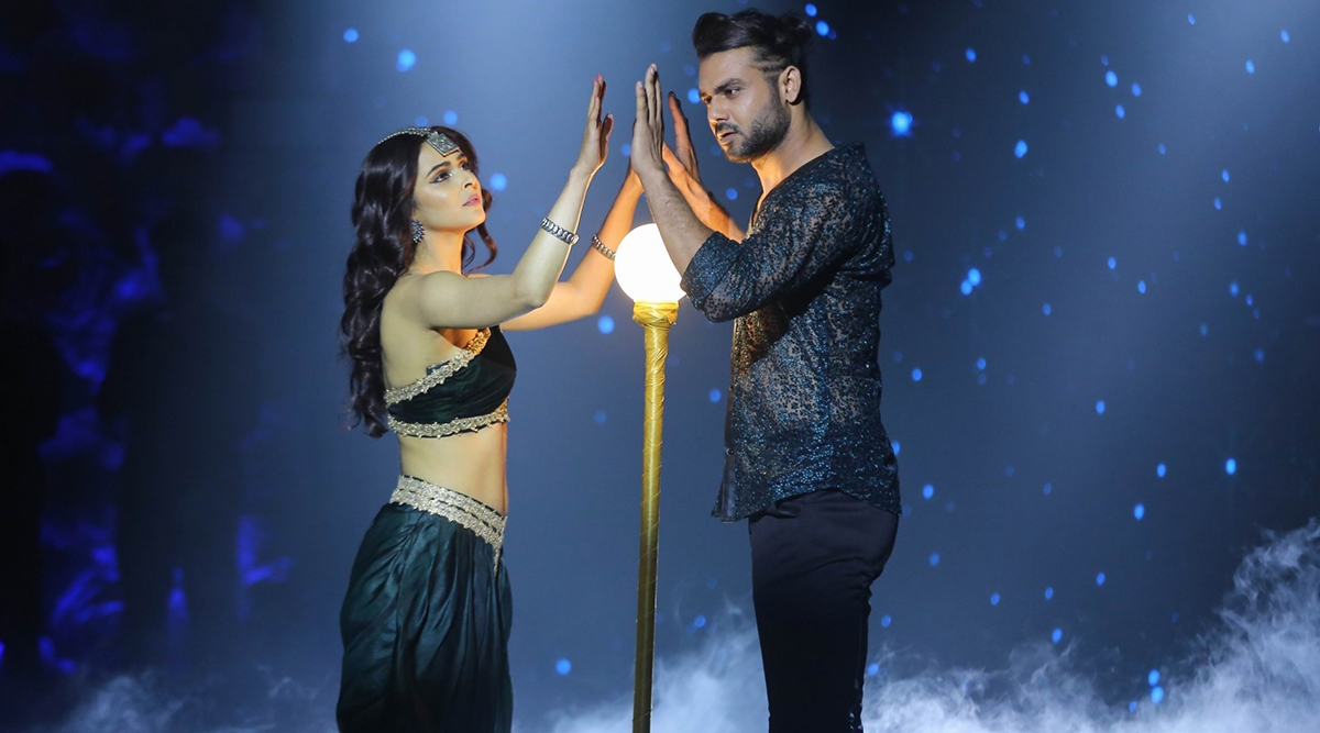 Exes Madhurima Tuli and Vishal Aditya Singh to Perform on B-Town Songs for ZEE TV's Special Show Salaam-E-Ishq