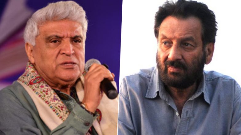 Javed Akhtar Responds to Shekhar Kapur Over Mr India Remake, Says 'How Can Your Claim on the Film Be More than Mine'