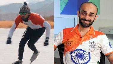 Vishwaraj Jadeja: Story of India's medal-winning ice speed skater