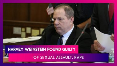 Harvey Weinstein Found Guilty Of Rape, Sexual Assault But Acquitted Of Top Sexual Abuse Charges