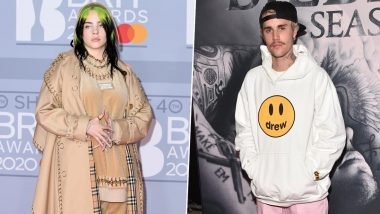 Billie Eilish Says She Would Get Excited Even If Justin Bieber 'Pooped and Put It on a Plate'