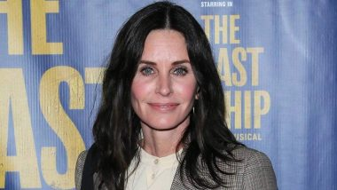 COVID-19 Crisis: Courteney Cox Is Rewatching Friends During Her Self-Quarantine Time