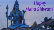 Maha Shivratri 2020 Vrat Time & Puja Vidhi: Complete Vrat Katha, Puja Samagri List and Shubh Muhurat to Perform Mahashivaratri Puja