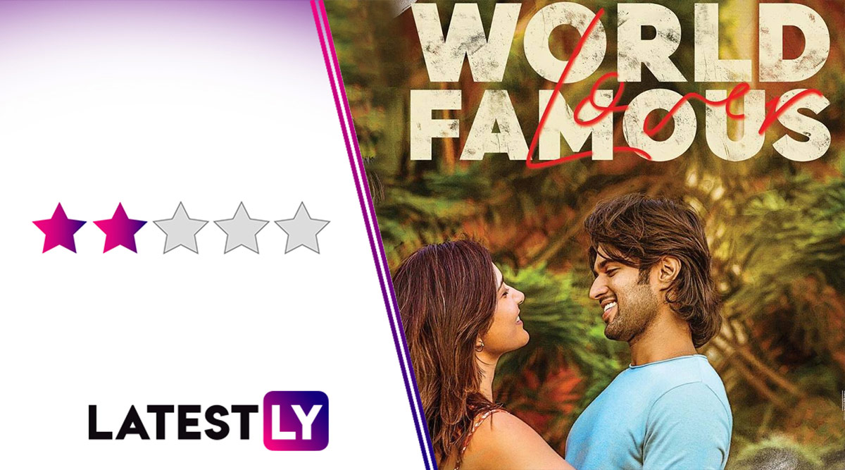World Famous Lover Movie Review: Vijay Deverakonda, Aishwarya Rajesh Make This Tiresome Arjun Reddy Hangover Somewhat Interesting