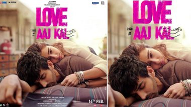 Love Aaj Kal Box Office Collection Day 3: Kartik Aaryan-Sara Ali Khan's Romantic Drama Does Not See a Growth in Its Collections, Earns Rs 27.86 Crore