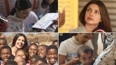 WATCH – Priyanka Chopra's 'Random Acts of Kindness' As The Sky Is Pink Star Thanks Fans for Reaching 50 Million Instagram Followers