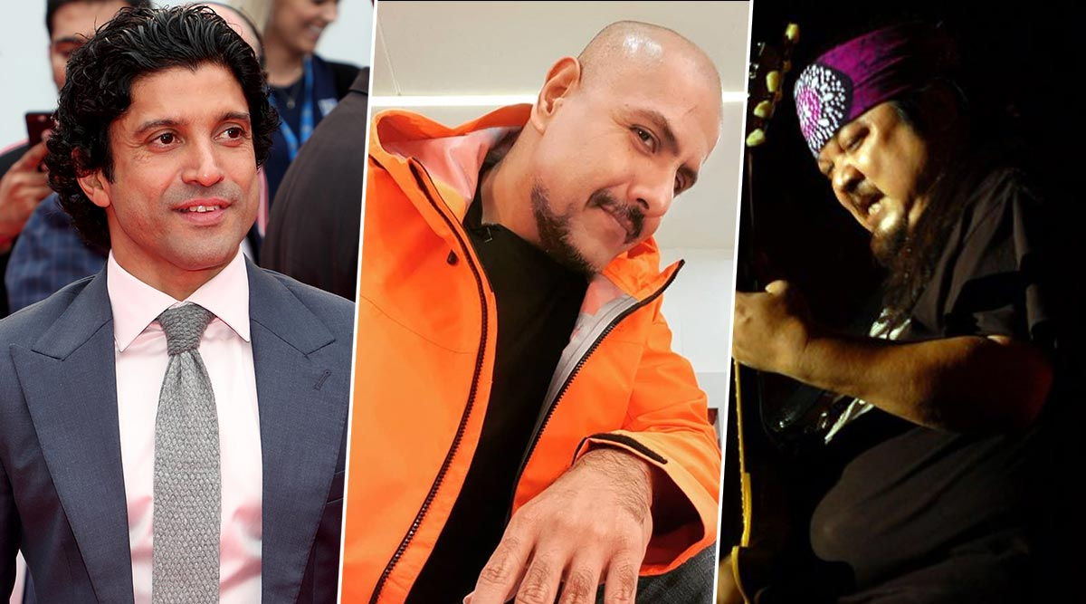 Farhan Akhtar, Vishal Dadlani Pay Tribute to Parikrama Lead Guitarist Sonam Sherpa