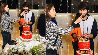 Shahid Kapoor Says He Is 'Gratified' to Spend His 39th Birthday on the Sets of Jersey