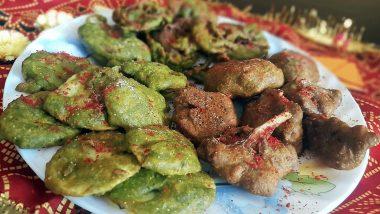 Maha Shivratri 2020: From Bhang Ke Pakode to Bhang Sweets, DIY Recipes You Can Try Instead of Thandhai, This Mahashivratri (Watch Videos)