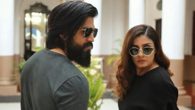 KGF: Chapter 2 Star Yash Introduces Raveena Tandon with a Welcoming Instagram Post