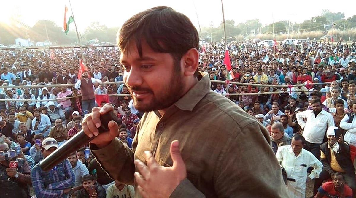 JNU Sedition Case: Kanhaiya Kumar Thanked Delhi Government For Approving His Prosecution, Seeks Speedy Trial