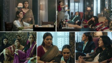 Devi Trailer: Kajol, Shruti Haasan, Neha Dhupia's Short Film Looks Intriguing Without Revealing Much About The Plot (Watch Video)