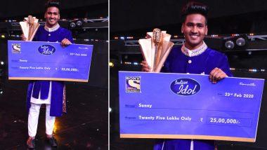 Indian Idol 11 Winner Sunny Hindustani Says He Was Blessed to Re-Create Nusrat Fateh Ali Khan Songs