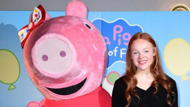 Amelie Bea Smith Replaces 18-Year Old Bafta Awardee Harley Bird to Be Peppa Pig's New Voice