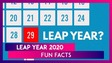 Leap Year 2020: Here Are Some Fun Facts About February 29 You Probably Didn't Know