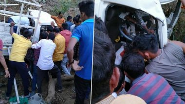 Maharashtra: Seven Killed, 12 Injured After SUV Falls from Bridge in Yavatmal District