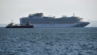 Coronavirus: Condition of Three Indians Infected With Covid-19 Onboard Diamond Princess Ship Improved, Efforts on to Bring Them Back, Tweets Indian Embassy