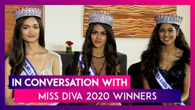 Miss Diva 2020 Winners Speak About The Changing Beauty Standards and  Share Their Beauty Secrets