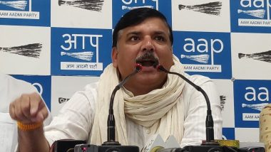 Centre Delaying Process to Send Migrants Back to Their Homes: AAP Leader Sanjay Singh