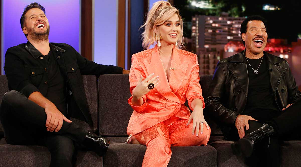 Katy Perry Jokes That She 'Can't Afford' Her American Idol Co-Judges Lionel Richie and Luke Bryan to Her Wedding