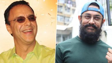 Aamir Khan Wishes Vidhu Vinod Chopra for Shikara, Says 'Its a Story That Needs to Be Told' (Read Tweet)