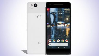 Google Pixel 2, Pixel 2 XL Users Reportedly Facing Camera Issues After Software Update