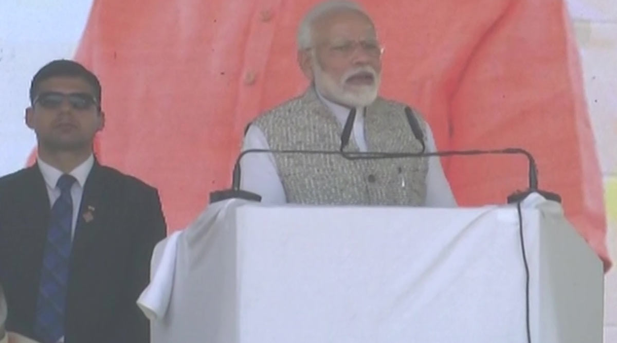 PM Narendra Modi Hails Scrapping of Article 370, Implementation of CAA, Says 'Government Stood By These Decisions'