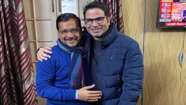 Delhi Assembly Elections 2020 Results: 'Thank You Delhi for Protecting India's Soul,' Tweets Prashant Kishor After Trends Indicate AAP Win