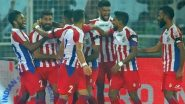 Bengaluru FC vs Atletico de Kolkata ISL 2019–20 Live Streaming on Hotstar: Check Live Football Score, Watch Free Telecast of BFC vs ATK in Indian Super League 6 on TV and Online