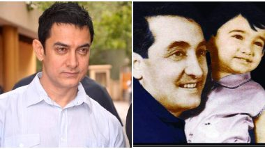 Aamir Khan Remembers His Father Tahir Hussain on His Death Anniversary, Shares Adorable Childhood Pictures