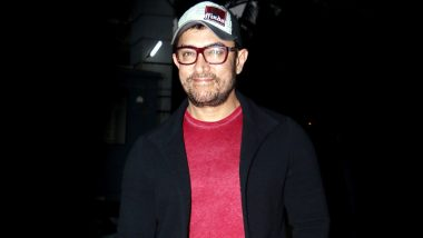 Aamir Khan Announces His Donation to PM Cares and Maharashtra Chief Minister Relief Fund, Will Also Extend Support to Daily Wage Earners Working on Laal Singh Chaddha