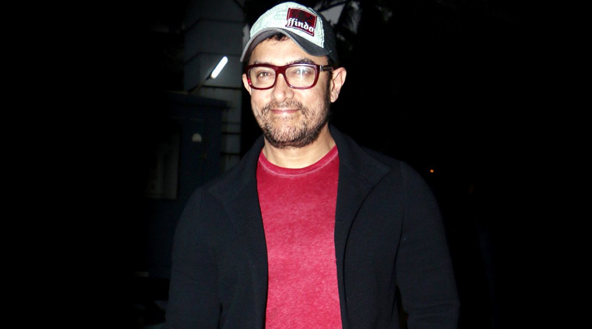 Aamir Khan Extends His Support to PM Cares and Maharashtra Chief Minister Relief Fund, Will Also Help Daily Wage Earners Working on Laal Singh Chaddha