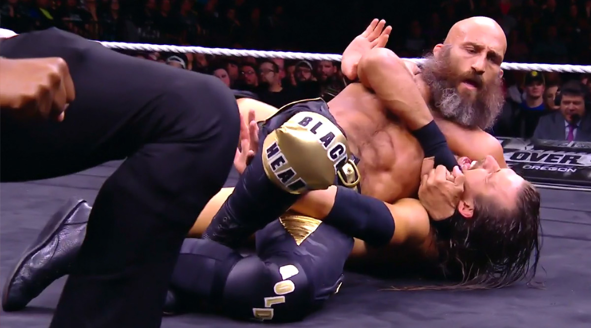 WWE NXT TakeOver Portland 2020 Results and Highlights: Adam Cole Defeats Tommaso Ciampa to Retain His Title, Charlotte Flair Attacks Rhea Ripley to Set Match at WrestleMania 36 (View Pics)