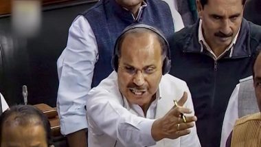 Congress Lok Sabha Leader Adhir Ranjan Chowdhury Demands Govt Resolution to Reclaim PoK