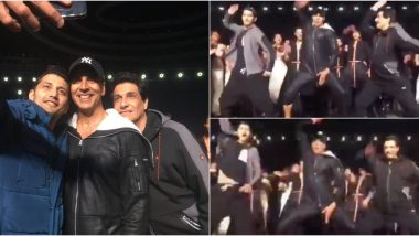 Filmfare Awards 2020: Akshay Kumar Rehearses to Houseful 4's Bala Song and His Energy is Unbelievable (Watch Video)