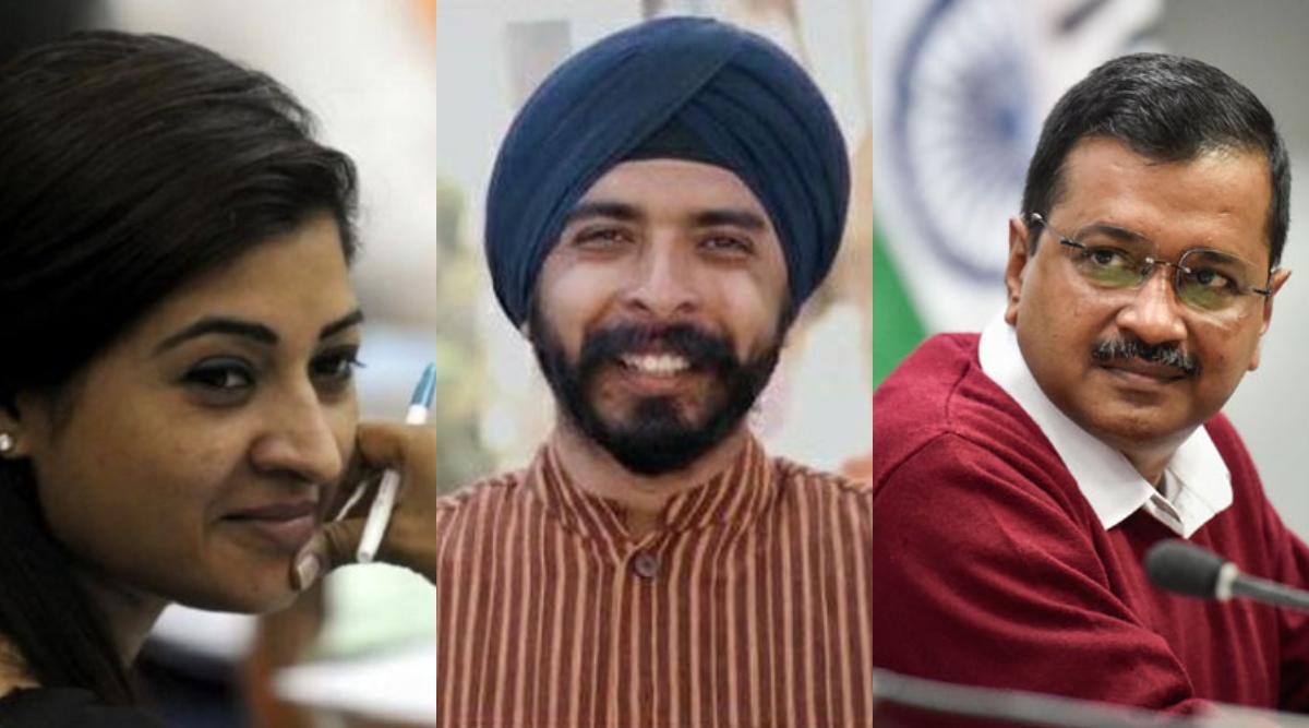 Delhi Assembly Elections Results 2020: Arvind Kejriwal, Atishi Lead, Alka Lamba And Tajinder Pal Singh Bagga Trail