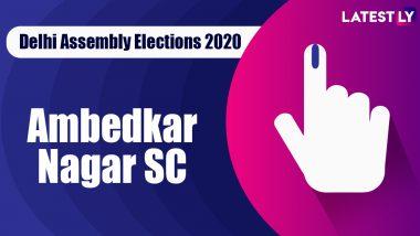 Ambedkar Nagar SC Election Result 2020: AAP Candidate Ajay Dutt Declared Winner From Vidhan Sabha Seat in Delhi Assembly Polls