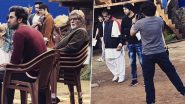 Brahmastra: Amitabh Bachchan's Picture Collage Tells Us How Impressed He Is With Co-Star Ranbir Kapoor!