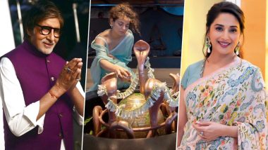 Maha Shivratri 2020: Amitabh Bachchan, Kangana Ranaut, Madhuri Dixit and Others, Bollywood Pours in Wishes on This Auspicious Day