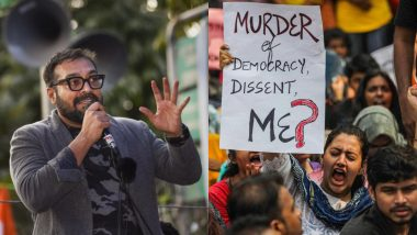 Anurag Kashyap Thunders at Jamia Protests Against CAA, Says 'Patience, Not Violence, Key To Victory'
