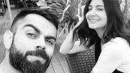Anushka Sharma Posts Mushy Picture with Hubby Virat Kohli, Says Says Good Byes Are Very Difficult (See Post)